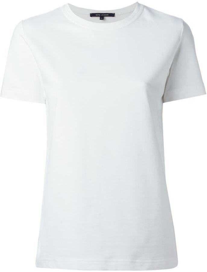 Sofie D'hoore crew neck T-shirt