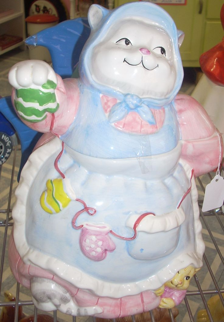 239 Best Images About Cookie Jars On Pinterest Gone With