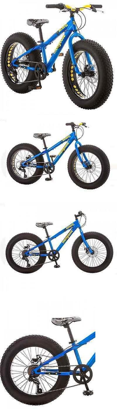 Other Cycling 2904: Mongoose Bike 20 Inch Boys Fat Tire Bikes Kong 7-Speed Boy Mountain Bicycles -> BUY IT NOW ONLY: $236.99 on eBay!