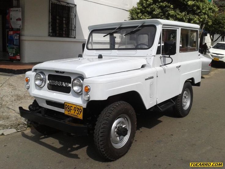 nissan patrol g60 in colombia | Used Nissan Patrol cars Bucaramanga Colombia
