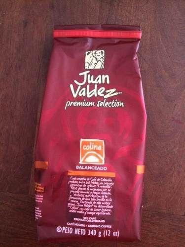 Premium Selection Balanced Colombian Coffee Juan Valdez 12Oz  Ground Coffee #JuanValdez
