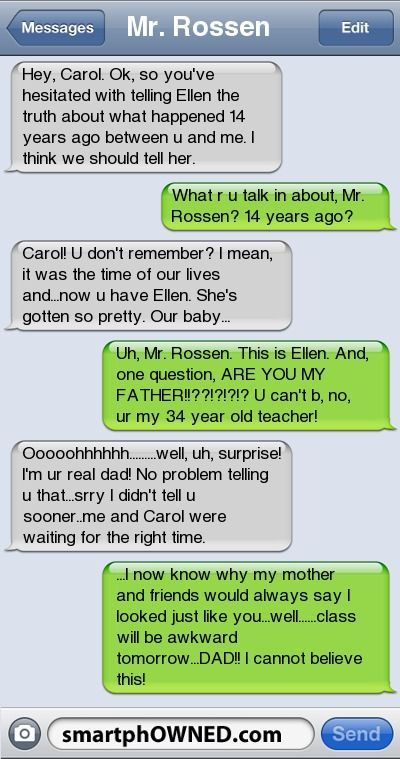 My daddy - - Autocorrect Fails and Funny Text Messages - SmartphOWNED