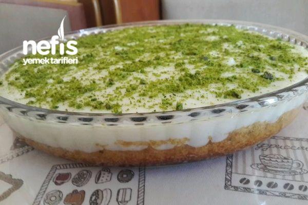 Gelin Pastası Tarifi (Püf Noktasıyla)...♥ Deniz ♥