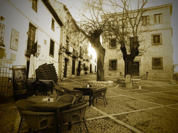 Plaza del Convento.