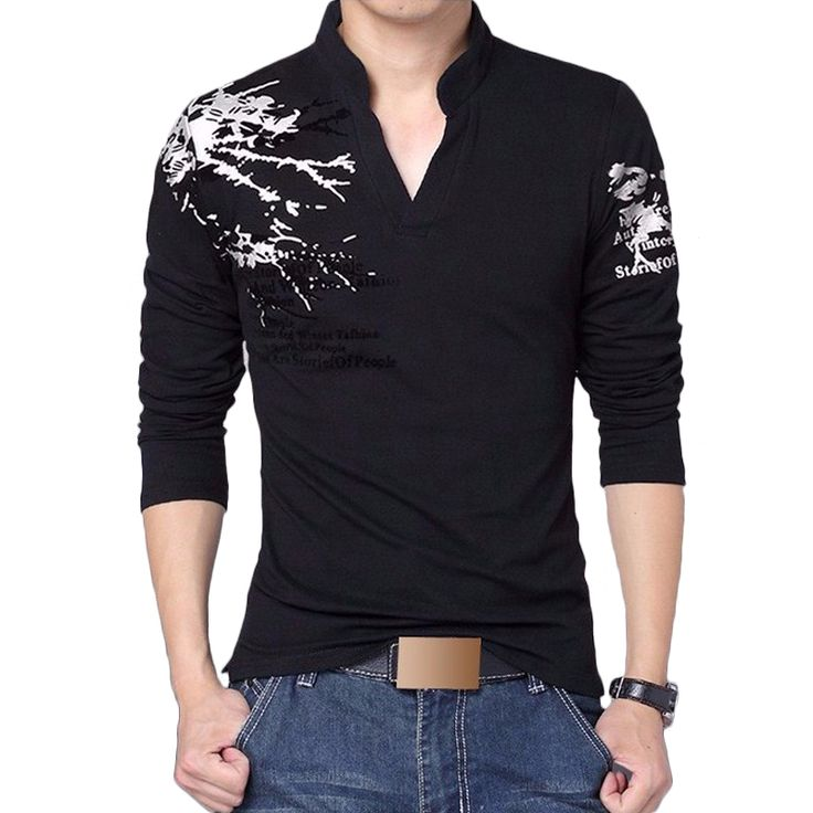 >> Click to Buy << Polo Men 2017 New Trend Fashion Print Slim Fit Polos Shirt Mens Tee V-Neck Casual Men's Cotton Shirts Plus Size 5XL #Affiliate