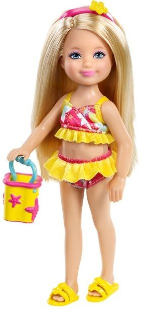 Barbie's sister, Chelsea