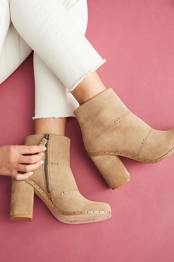 8b8413381d Perfect for a casual fall outfit with leggings and long shirt, dress, or  jeans and flann…   ShopStyle Collective Community   Boots…