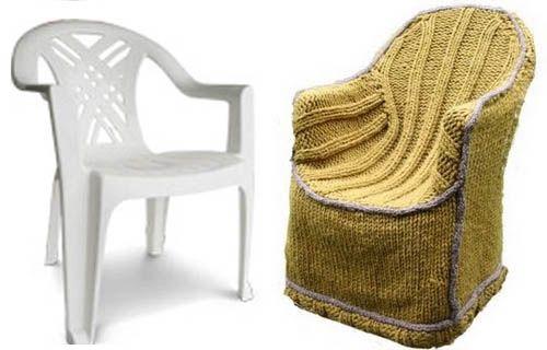 Чехлы для мебели своими руками