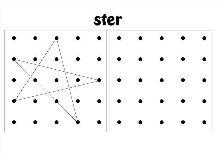 ruimtelijke orientatie, werkblad 2 - 14