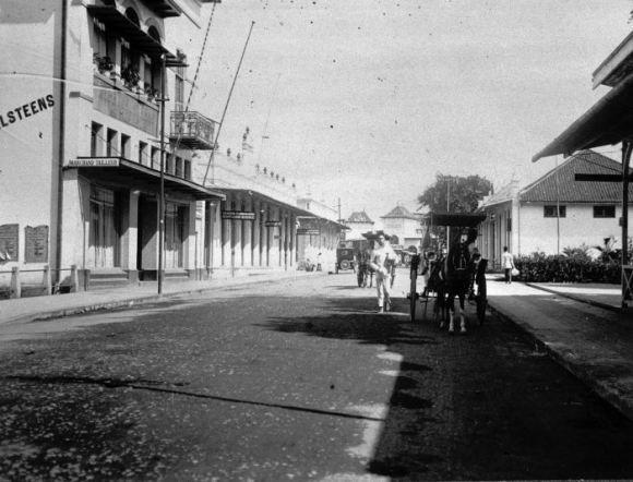 geschiedenis van de Jalan Braga | bandungpvj