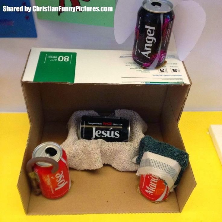 Top 10 hilarious Nativity scenes of all time | Christian Funny Pictures - A time to laugh