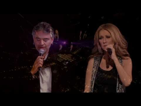 Celine Dion & Andrea Bocelli - The Prayer