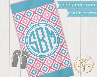 Beach Towel Beach Towels Personalized Beach Towels For Kids Beach