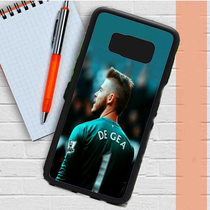 De Gea Number 1 Samsung Galaxy S8 Case Dewantary
