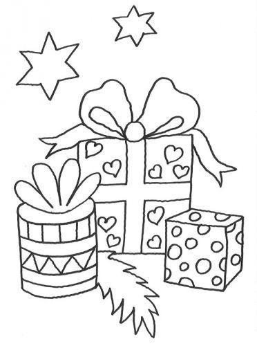 bildergebnis für geschenk malen einfach weihnachten