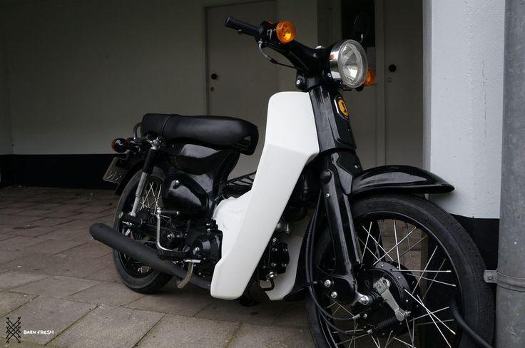 BUBBLE VISOR: New Bike - Super 100