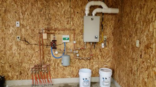 The Closed System | | DIY Radiant Floor Heating | Radiant Floor Company