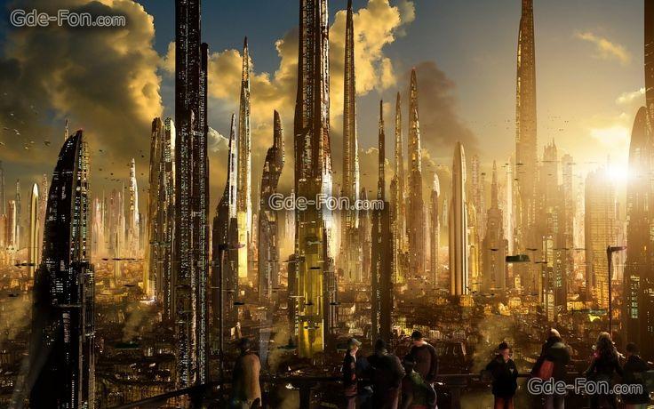 Fondos Ciudades Del Futuro Para Fondo Celular En Hd 15 HD Wallpapers