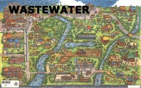 Wastewater poster from USGS....                                           Water Resources of the United States                      	    		  		   		Home    		   		  		Data    		   		  		Maps    		   		  		Software    		   		  		Publications    		   		  		Programs    		   		  		Contact