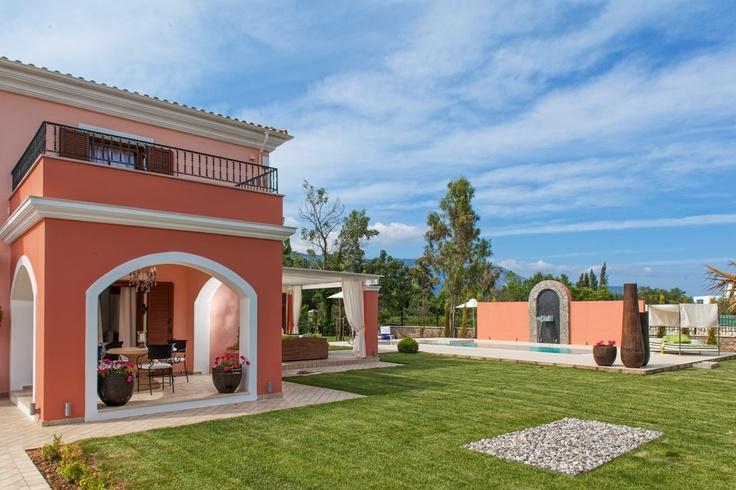Villa Daphnie, Villa Accommodation In Corfu