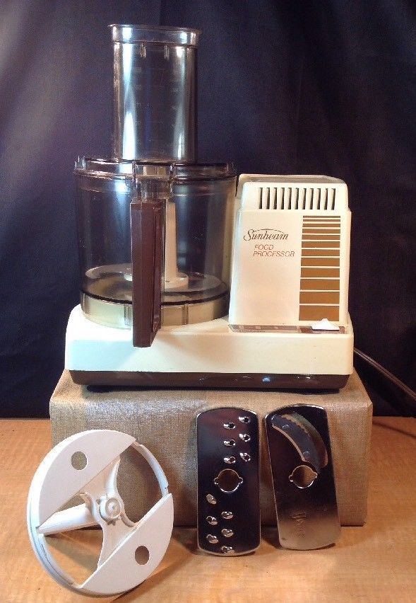 Sunbeam 14056 Food Processor 8 Cup Mixmaster 390w Works