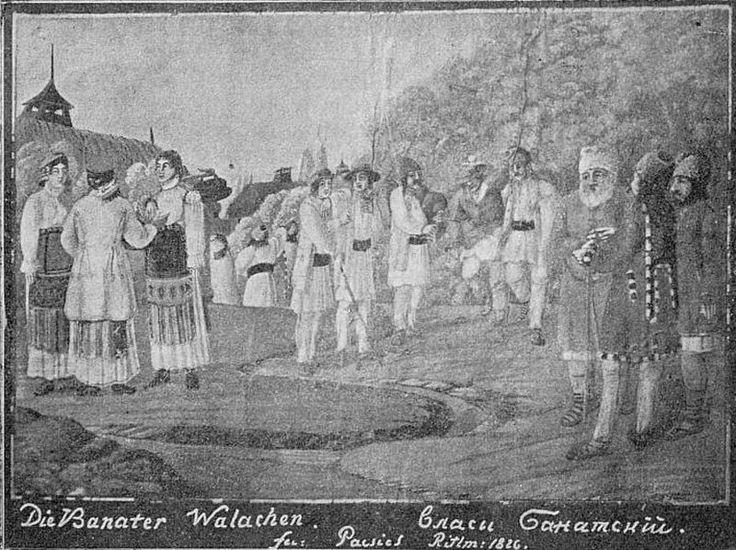 """Obiceiurile românilor bănățeni de acum 250 de ani, descrise de un străin: """"Sunt singurul neam din Banat care se pricepe la orice fel de muncă"""""""