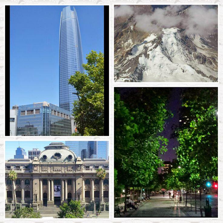 Antes de Partir... com Beta Matos: SANTIAGO do Chile