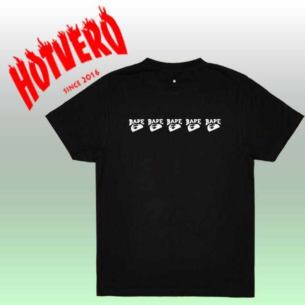 Cheap Bape Baddie Supreme T Shirt Urban Style //Price: 14.00//   #urbanstreetwear