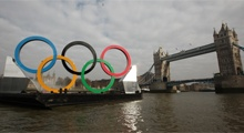 We're looking for to the London 2012 Olympics! #TeamSA