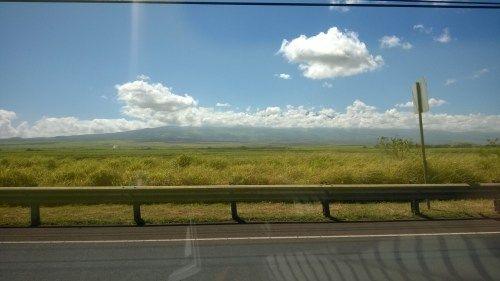 on the road - to Hana