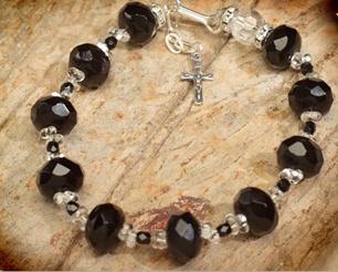 Vocation Rosary Bracelet, $34.95.
