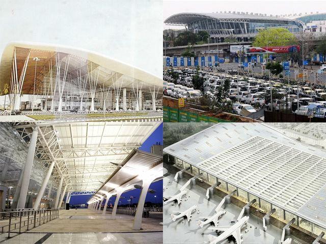 Slideshow : Chennai Airport losing ground to Bangalore