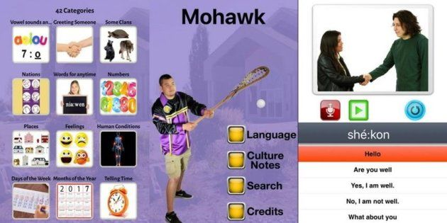Six Nations Polytechnic App Brings Endangered Mohawk Language To Students' Phones