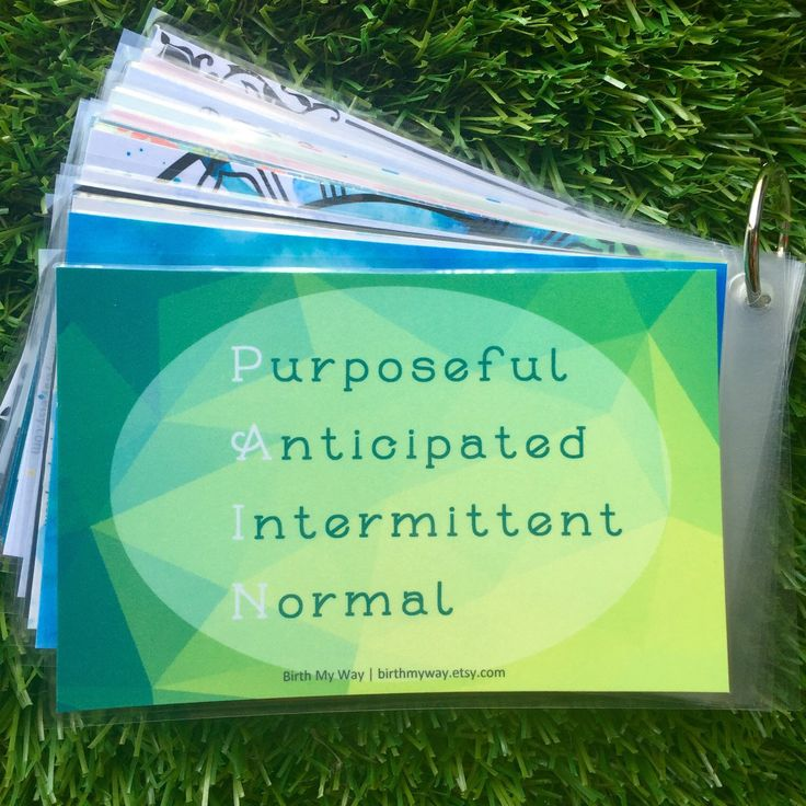 Loving the new additions to the birth affirmation packs! We've gone from 16 to 26 affirmations!