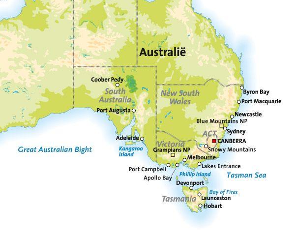 Reizen Australië, Australië Oostkust / Blue Mountains Discovery / NBBS Reizen