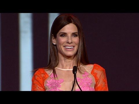 Sandra Bullock Googled Herself - Here's What Happened - YouTube