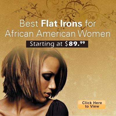 Flat Iron Ethnic Hair 118