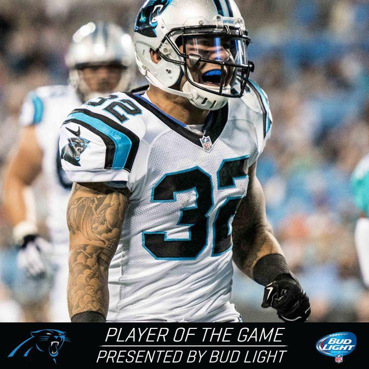 nfl GAME Carolina Panthers Brandon Wegher Jerseys
