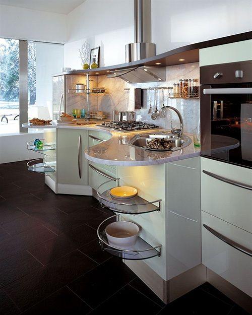 Kompakte Küchen Design