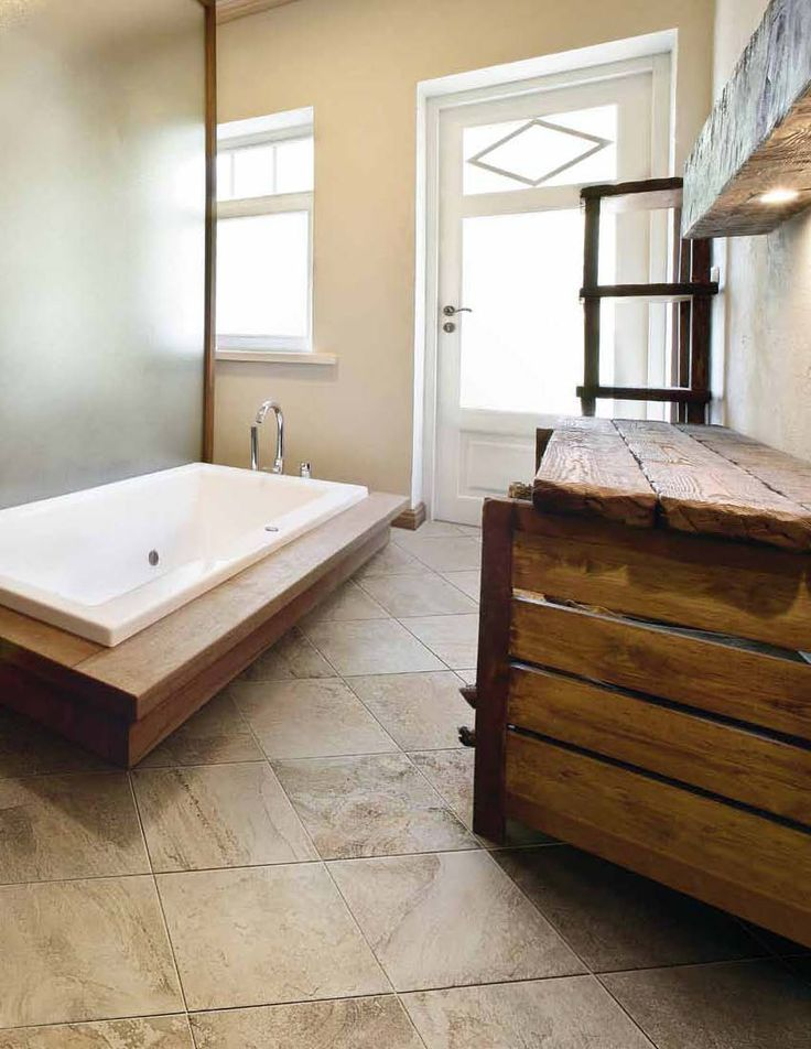 17 best images about tuscan style tile on pinterest for Warm feel bathroom floor tiles