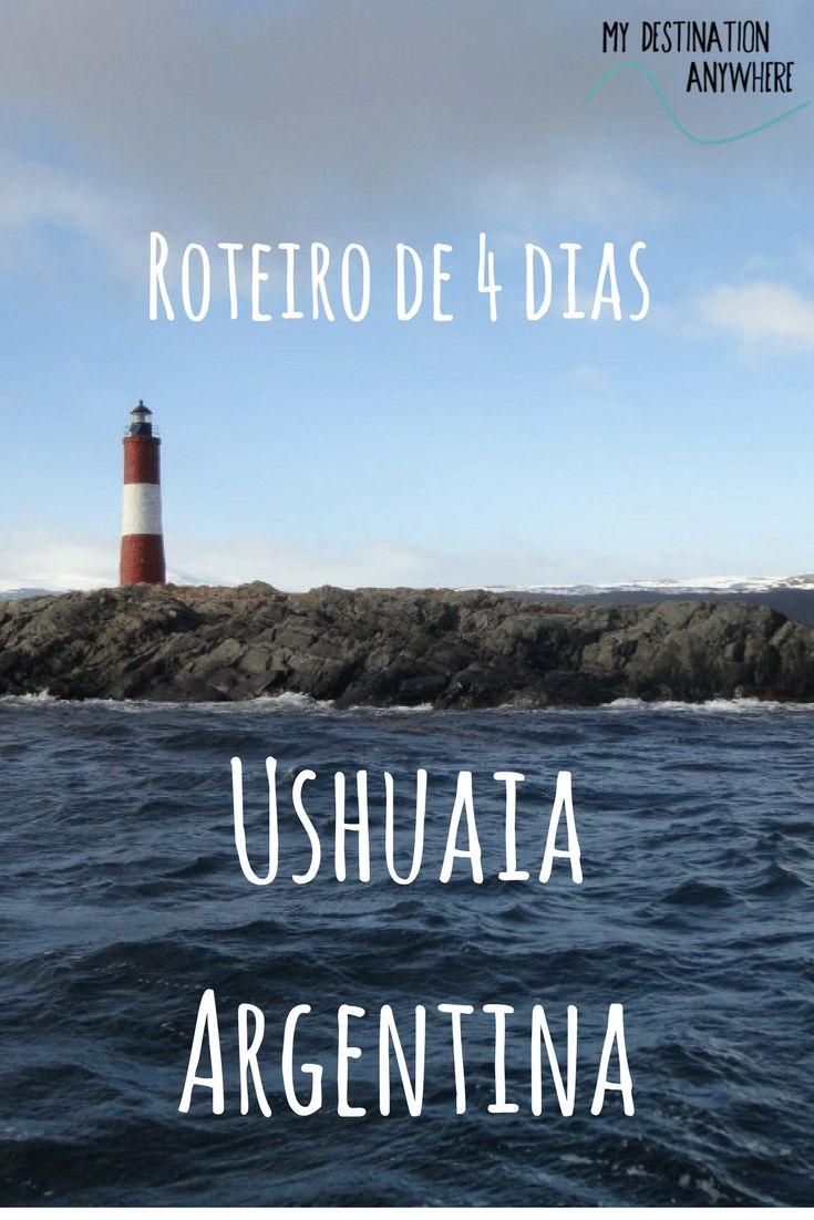 Veja nosso roteiro de viagem de 4 dias em Ushuaia, na Patagônia Argentina, e o nosso relato detalhado por dia dos principais passeios turísticos da região.