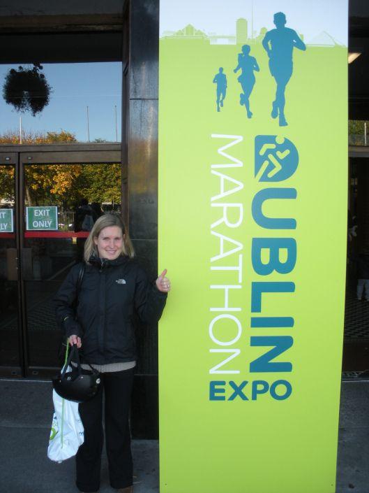 Dublin Marathon Race Recap 2012