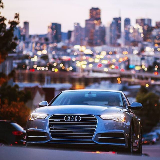 Audi - German automobile brand subsidiary of Volkswagen group designs and manufactures luxury cars. #car #automobile #german  Image courtesy: @audi