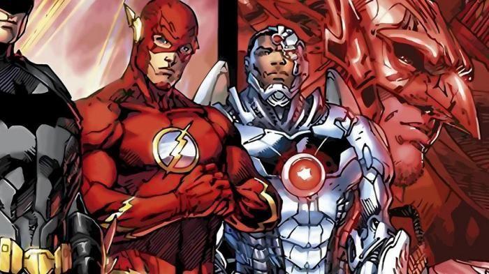 Film The Flash - Superhero Separuh Manusia dan Robot akan Hadir Dampingi Ezra…