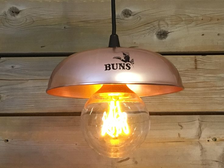 Excited to share the latest addition to my #etsy shop: Vintage Farmhouse, Copper Hanging Pendant Kitchen/Dining Light/Lamp