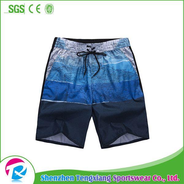 Customize 4 way stretch fabric boardshorts swimwear and beach shorts