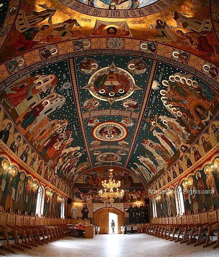 Manastirea Sighisoara - Sfantul Dimitrie Romania