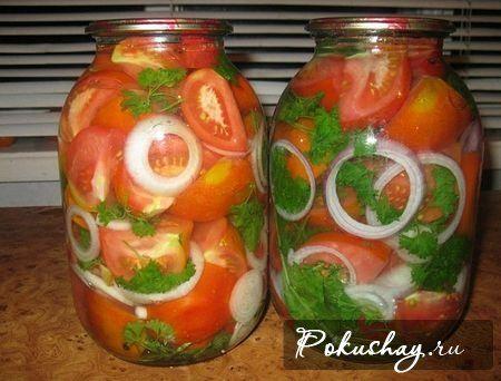 консервирования помидоров  Зеленые помидоры Маринованные помидоры