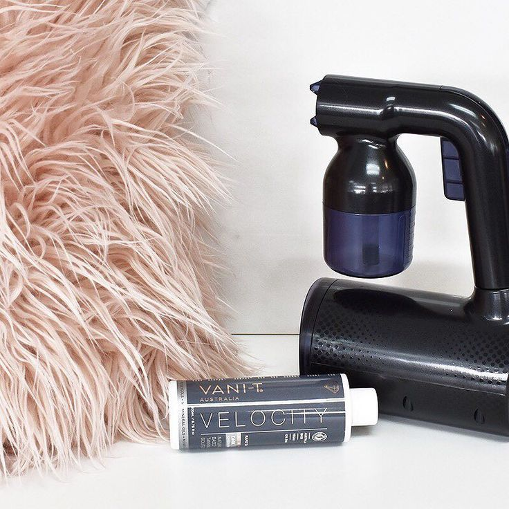 Tan like a PRO at home  with our NEW Tan.Handy Personal Spray Tan Machine & we'll send you a FREE 200mL Velocity Dark Spray Tan Solution - DON'T MISS OUT OFFER ENDS TONIGHT #playitup #vanit #vanitturns13