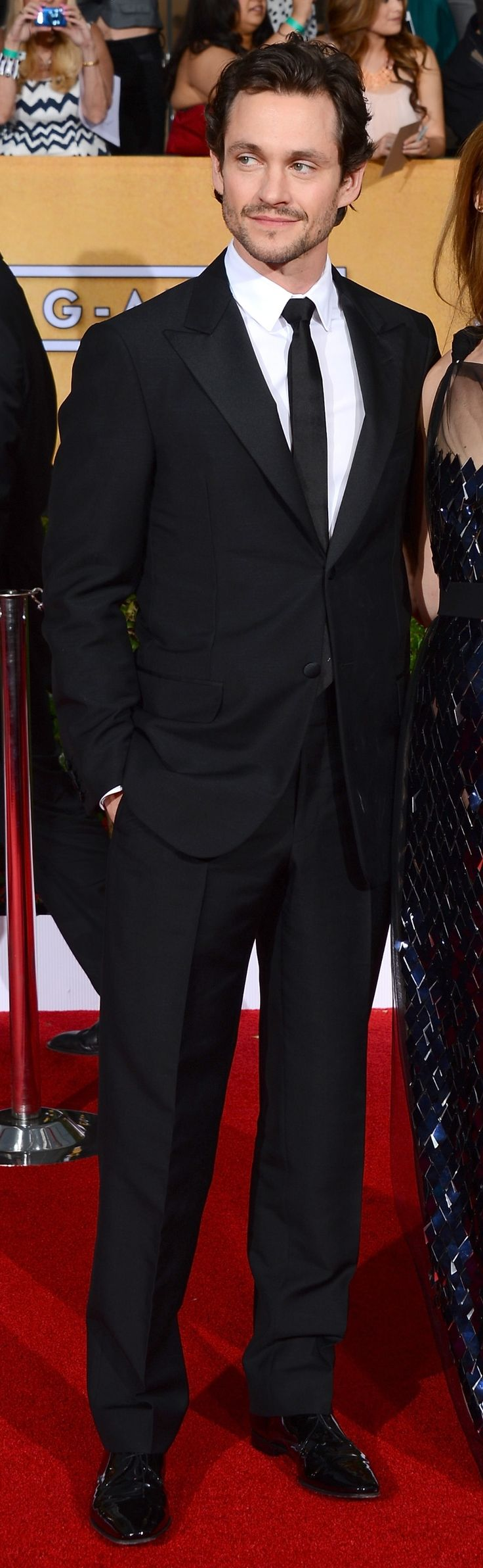 Hugh Dancy - 20th Annual Screen Actors Guild Awards, 2014 (high quality)